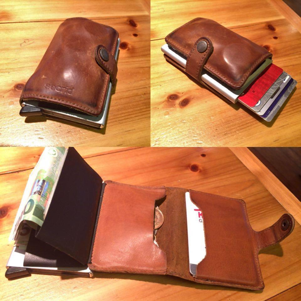 secrid財布