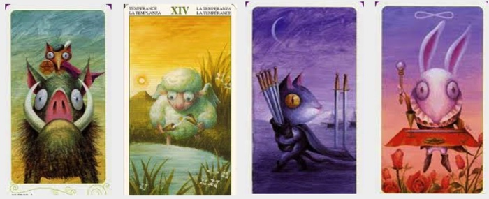 tarot-of-the-magical-forest